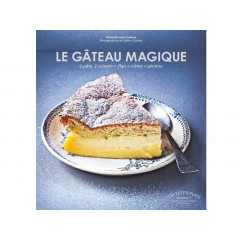 """Livre """"Le gâteau magique"""" - Livre de cuisine Guy Demarle"""