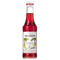 Sirop de Grenadine Monin 25cl