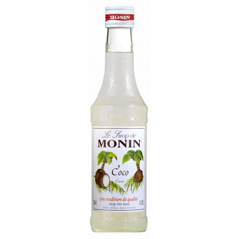 Sirop Coco Monin 25cl