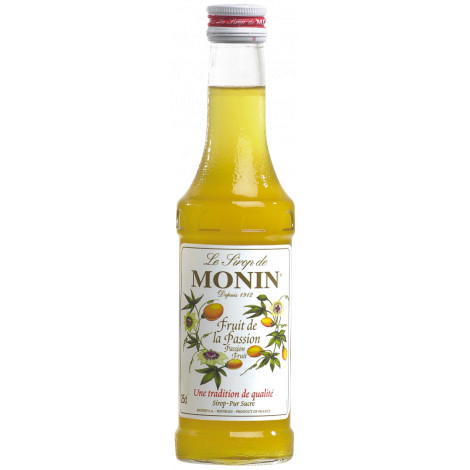 Sirop Passion Monin 25cl