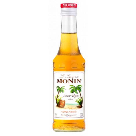Sirop Rhum Monin 25cl