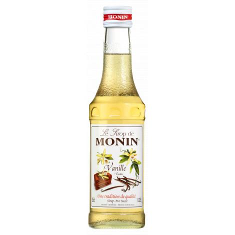 Sirop Vanille Monin 25cl