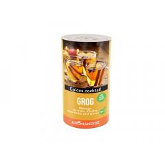 Mélange d'épices bio pour grog 100g