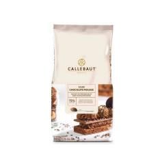 Mousse au chocolat noir (75%) en poudre