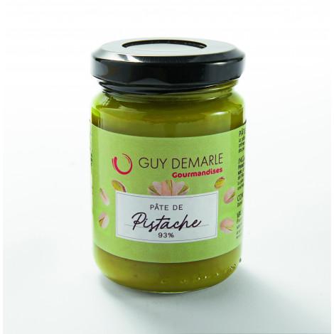 Pâte de pistaches 150 g - Gourmandises