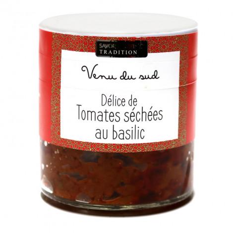 Délice de Tomate séchée au Basilic