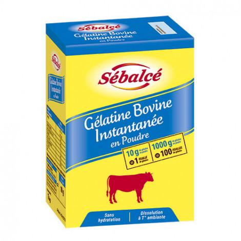 Gélatine Bovine instantanée en poudre 1kg