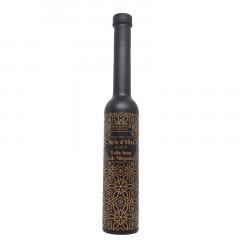 Huile d'olive au jus de Truffe noire (bouteille noire)