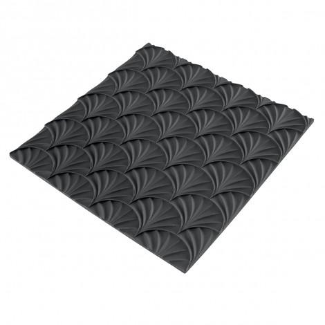 Toile décor carrée Palmette FLEXIPAN® INSPIRATION - Collection Rachel Levesque