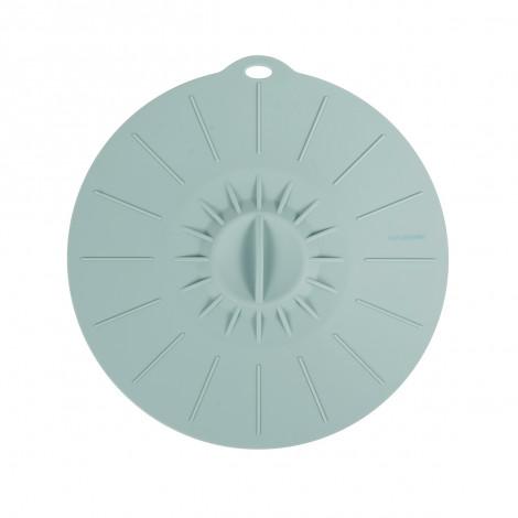 Couvercle en silicone hermétique - Diamètre 26 cm - bleu