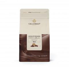 Chunks chocolat au lait - Grosses pépites de chocolat au lait cacao barry