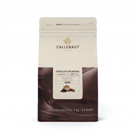 Chunks de chocolat noir - Grosses pépites de chocolat noir cacao barry