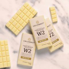 Minis tablettes - Napolitains chocolat blanc - 13,5G - 75 pièces