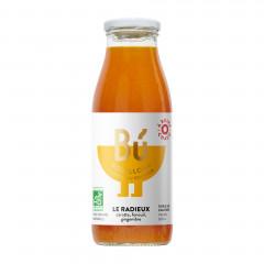 Le Radieux - Bouillon de légumes bio 500ml