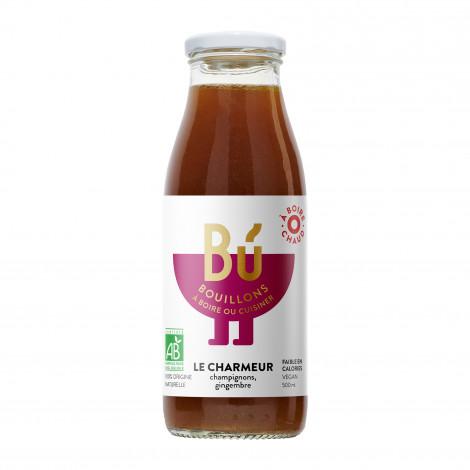 Le Charmeur - Bouillon de légumes bio 500ml