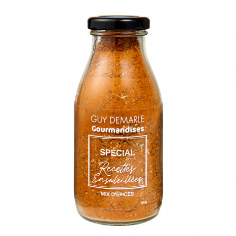 Mix d'épices - Spécial Recettes ensoleillées