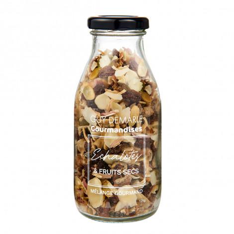 Mélange gourmand - Échalotes & Fruits secs