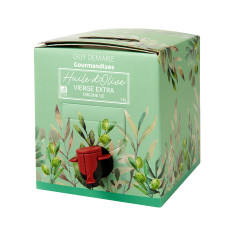 Huile d'olive vierge extra bio 1,5 L