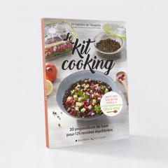 """Livre """"Le kit cooking"""""""