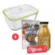 Offre récipients marinade Poissons Be Save®