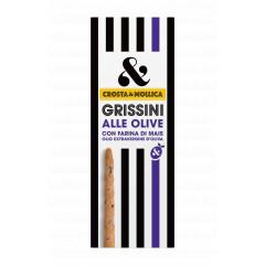 Gressins à l'olive 12, 140 g