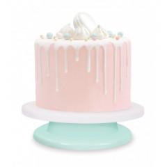 Plateau tournant à gâteau