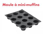 Moule à mini-muffins