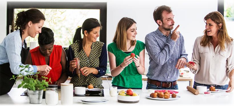 Conseils et astuces culinaires en Ateliers Guy Demarle