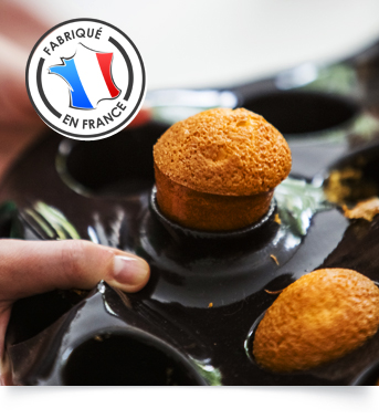 Moules en silicone fabriqués en France