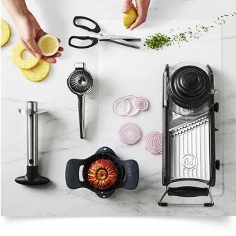 Ustensiles de cuisine de qualité professionnelle