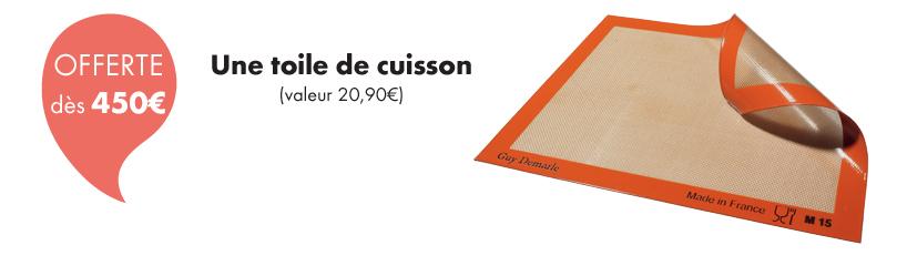 OFFERTE dès 450€ - Une toile de cuisson