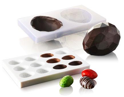Moules à chocolats
