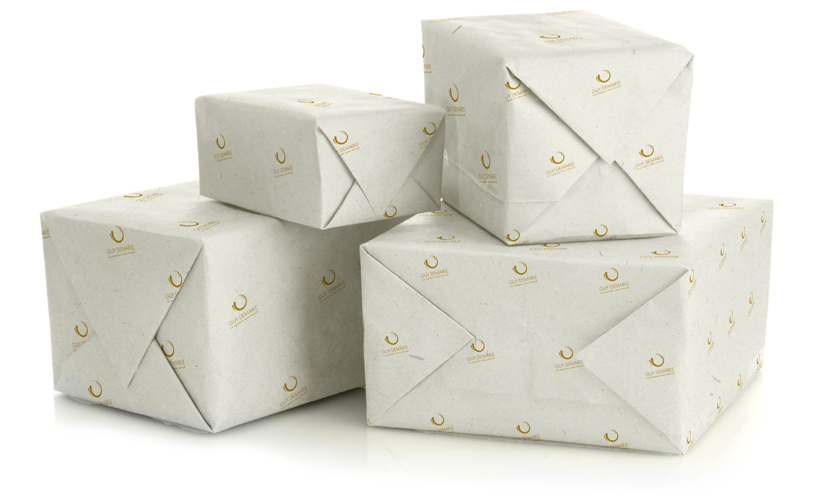 Emballage cadeau Guy Demarle