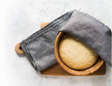 Temps de pousse d'une pâte à brioche