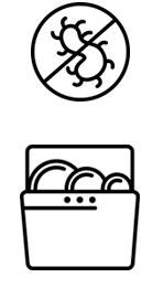 Entretien au lave-vaisselle