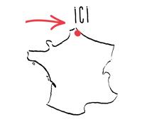Nord de la France