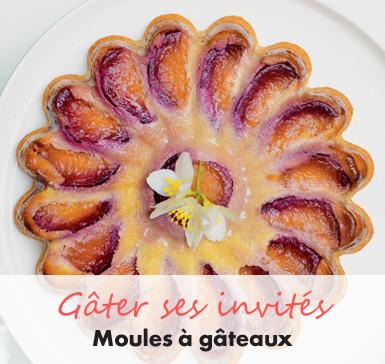 Gâter ses invités - Moules à gâteaux