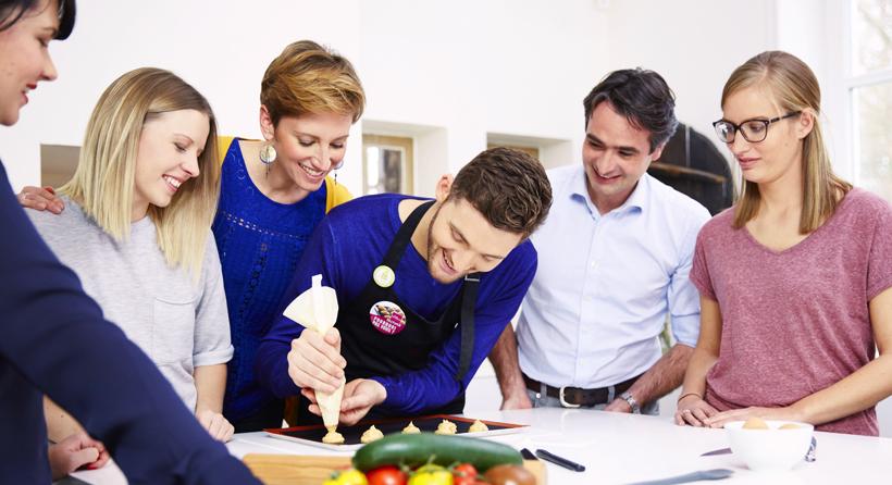 Guy Demarle, 25 ans de passion en cuisine - Ateliers culinaire et boutique en ligne