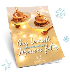 Livret de recettes de Noël