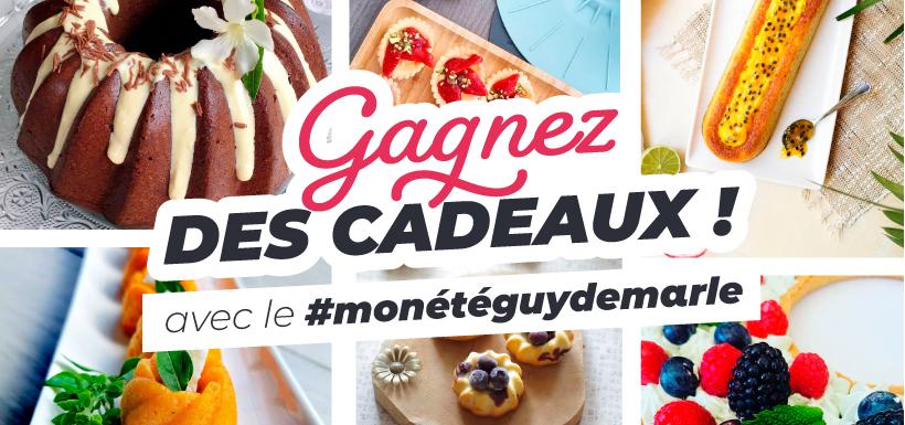 GAGNEZ DES CADEAUX avec le #monétéguydemarle