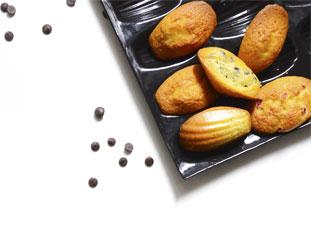 Moule en silicone à muffins