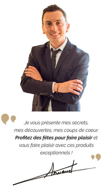 Le mot d'Arnaud