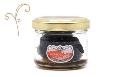 Truffe Noire Melanosporum Entière Brossée Extra 25G Domaine d'Argens