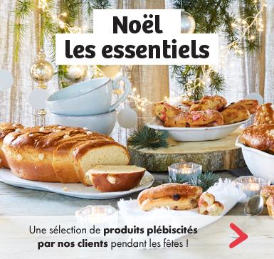 NOËL, LES ESSENTIELS - Une sélection de produits plébiscités par nos clients pendant les fêtes !