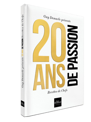 Livre 20 ans de passion