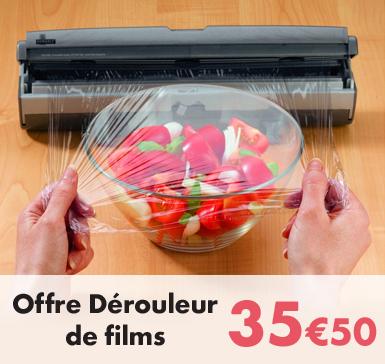 Offre Dérouleur de film - 35€50