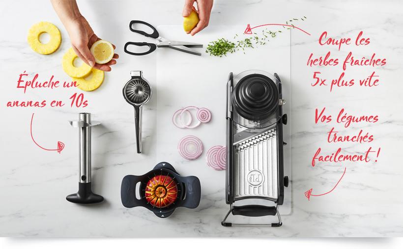 Ustensiles de cuisine Guy Demarle