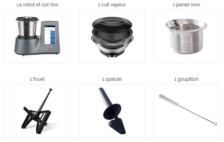 Kit i-Cook'in