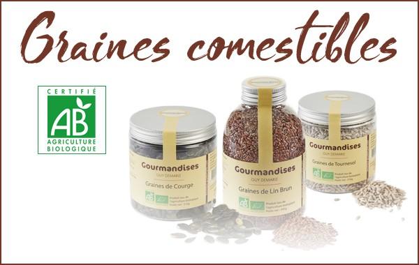 Graines comestibles
